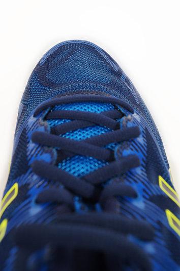 El pie queda bien protegido, pero el mesh es algo caluroso