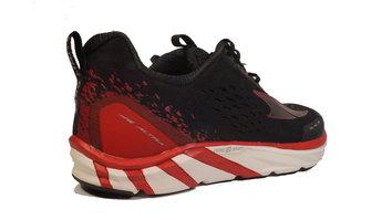 El foot shape hace que nos sintamos más cómodos y amplios que en otras zapatillas
