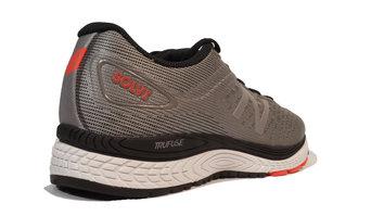 La tecnología Tru Fuse se encarga de estabilizar bien el pie y mantenerte amortiguado