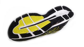 Buena durabilidad para unas zapatillas pensadas para sumar mucho kilómetros