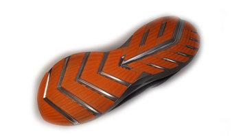 El desgaste común de cualquier zapatilla