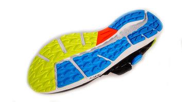 Debéis pensar que son unas zapatillas de competición, menor durabilidad.