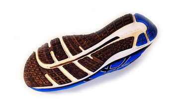 Unas zapatillas pensadas para durar muchos kilómetros