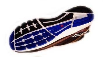 Unas zapatillas hechas para durar