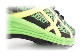 Una zapatilla polivalente, perfecta para ir a ritmos rápidos.