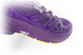 Zapatillas ligeras y de sensaciones rápidas