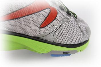 Zapatillas rápidas, ligeras y muy reactivas.
