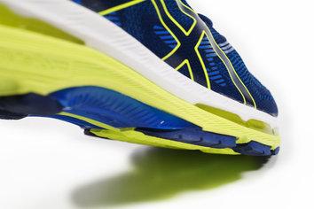 Zapatillas dinámicas, amortiguan bien y con una muy buena transición