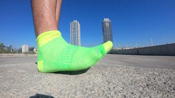 Un calcetín perfecto para tenerlo listo a las pocas horas de haberlo usado