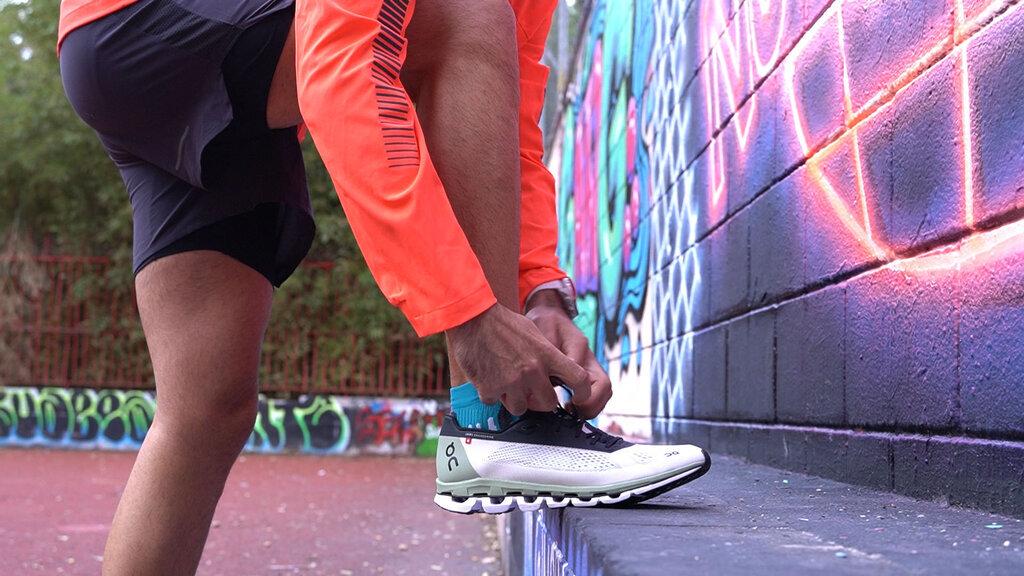 On despega de nuevo con una zapatilla únicamente para los más rápidos
