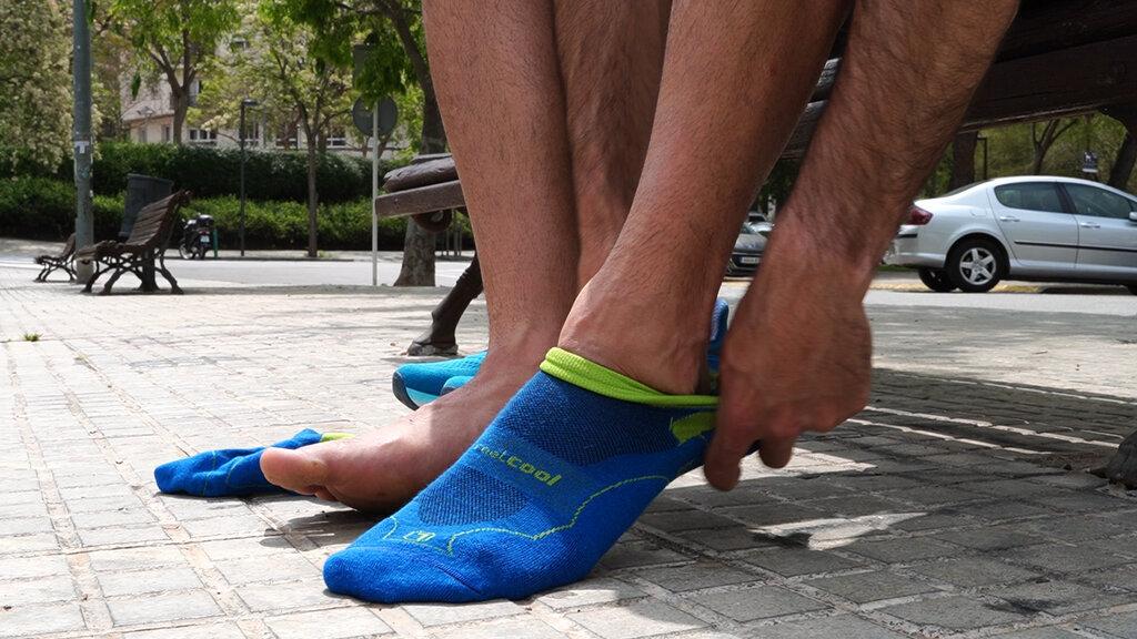 Lurbel Distance; el calcetín perfecto para el corredor de asfalto