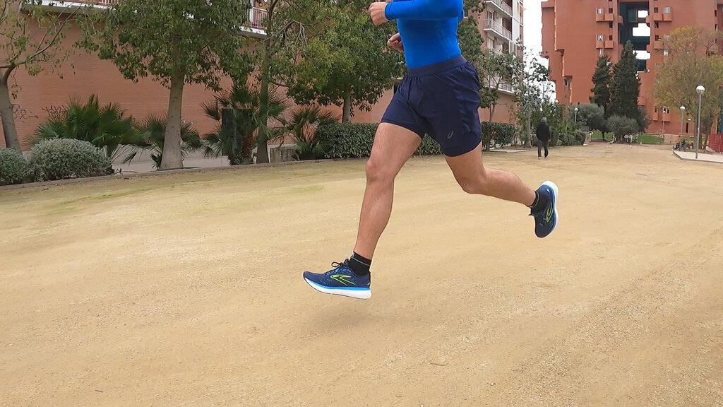 Si priorizas el confort mientras entrenas, esta es una gran zapatilla de running