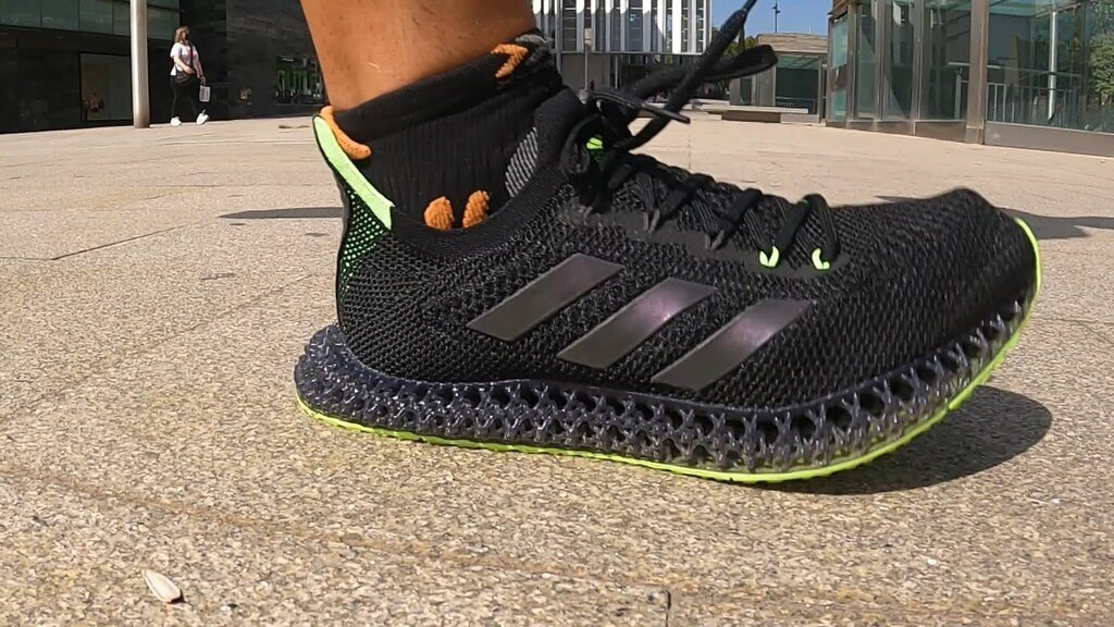 Un nuevo concepto que asalta a las zapatillas de entrenamiento