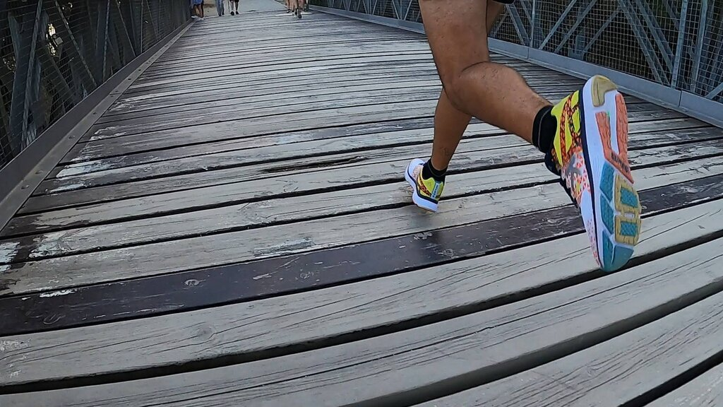 Protegidas y con buena estabilidad para entrenar prácticamente a diario