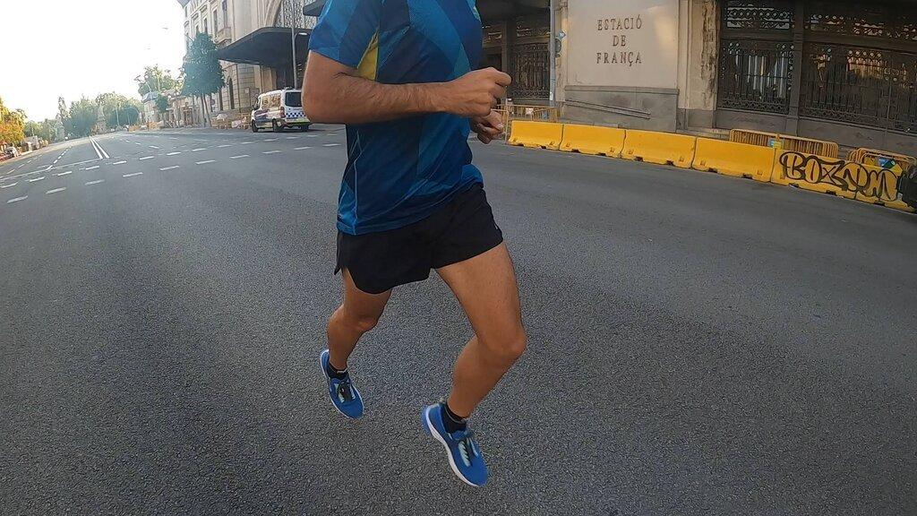 Ser técnico y estar preparado permitirá correr más o menos largo con la Enda Lapatet