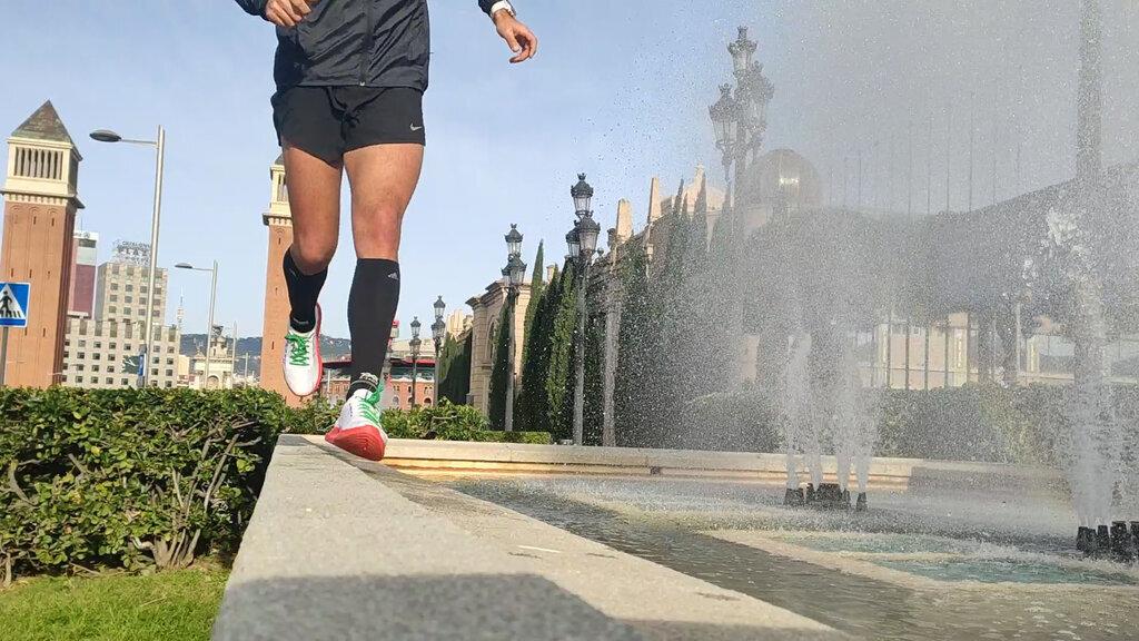 La capacidad de esta zapatilla dependerá mucho del corredor y su pisada