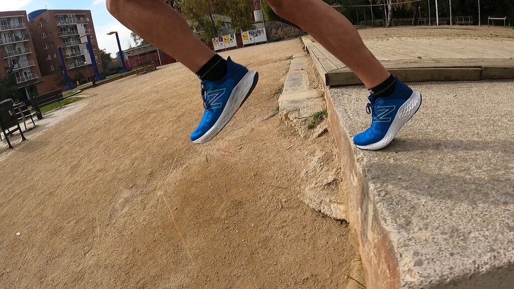 El chasis o corazón de la zapatilla es exactamente el mismo de su predecesora