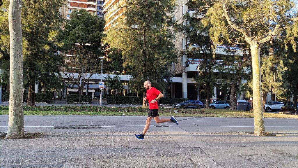 Cualquier prueba de fondo como un maratón es soportable para las Glycerin 19