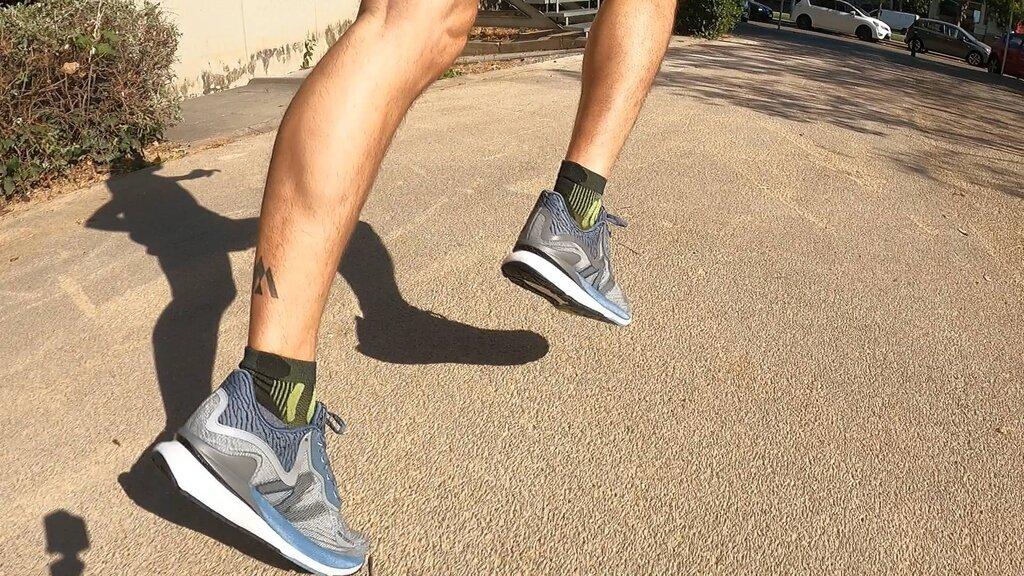 Zapatilla consume kilómetros sin demasiadas limitaciones