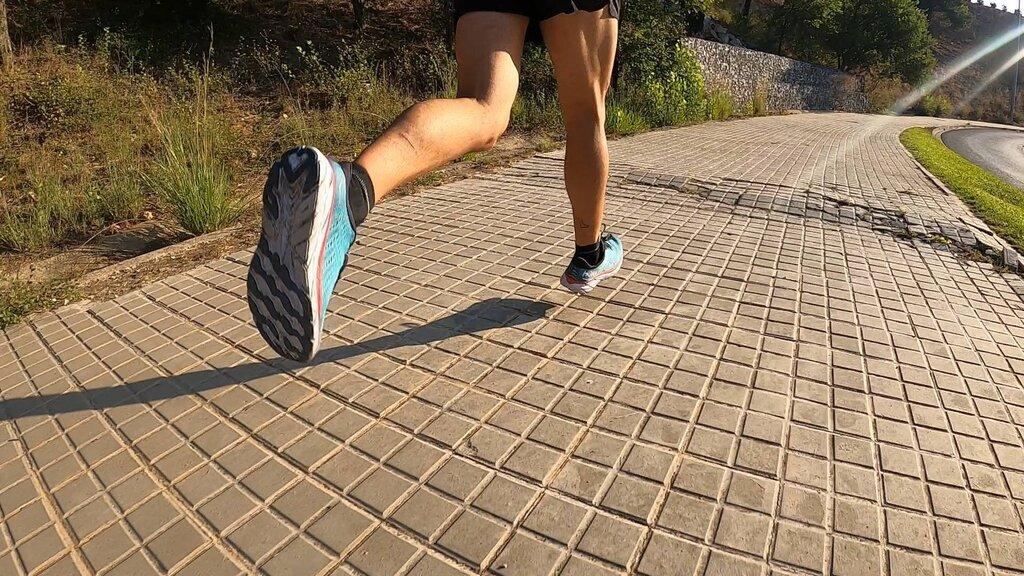 Toda ella está pensada para entrenar o competir en distancias largas